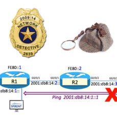 The Case of the Failed IPv6 Ping – Part 2: The Solution