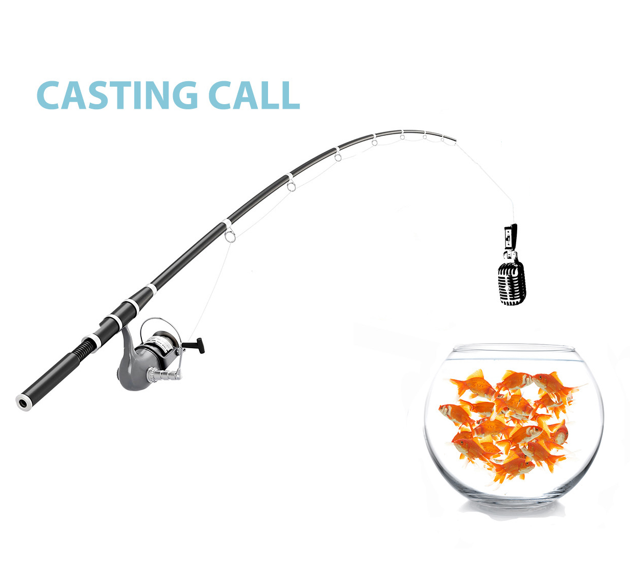 Casting call coming soon on the networking with fish for Fishing youtube channels
